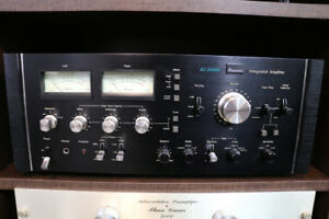 Sansui AU-20000 Integrated Stereo Amplifier for sale