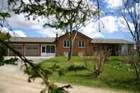 GREAT COUNTRY PROPERTY ON 10 ACRES!
