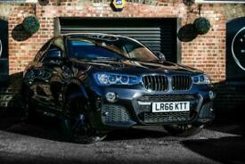 image for 2016 BMW X4 2.0 XDRIVE20D M SPORT 4d AUTO 188 BHP Coupe Diesel Automatic