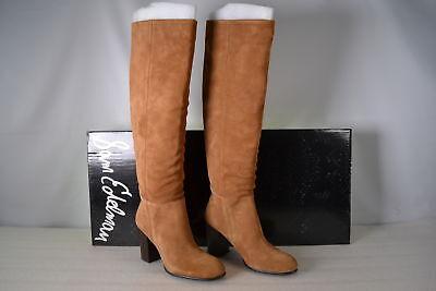 Womens  Sam Edelman   E6495l2250 Silas Boots  Camel Suede