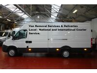 Man And Van Removal Service £20per hour Loading and Unloading included Driver help in London & UK