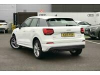 2019 Audi Q2 S line 35 TFSI 150 PS 6-speed Estate Petrol Manual