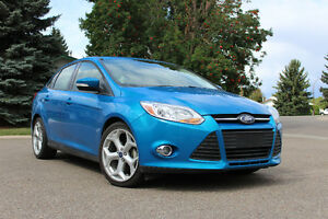 2012 Ford Focus Sedan - Fresh Tune, Ready to Roll!