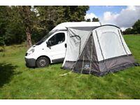 Vauxhall Vivaro (Renault Trafic) motorhome, campervan, 2.5 CDTi new MOT