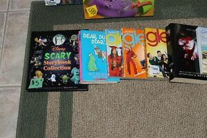 Books / Glee DVDs
