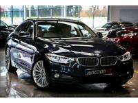 2016 BMW 4 Series 3.0 430d Luxury Gran Coupe Sport Auto xDrive (s/s) 5dr Coupe D
