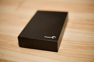 Disque dur externe 1 To - Seagate
