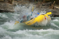 Whitewater Rafting Guide for Chinook Rafting (May-Sept 2015)
