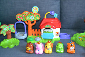 VTech Go Go Animals Collection - $50 firm