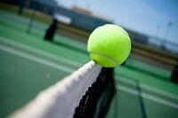 Partenaire(s) de tennis  recherhé(s)