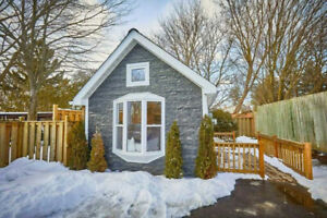 Investment Home! Brand New O/C 'Tiny' Home (253 Sq.Ft.)