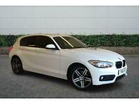 2016 BMW 1 Series 116d Sport 5dr Hatchback Manual Hatchback Diesel Manual