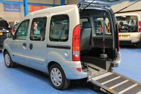 Renault Kangoo 1.5dCi Wheelchair car mobility accessible vehicle mobility car