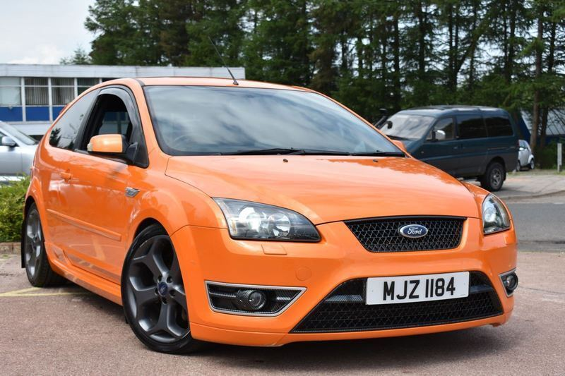 East Orange Focus >> Ford Focus St 3 Orange 2007 In East Kilbride Glasgow Gumtree