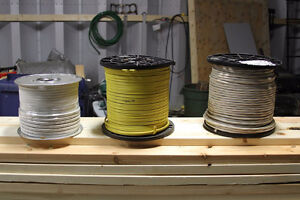 14/2 & 12/2 Loomex Wire
