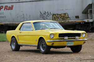 1965 Ford Mustang 289 4 speed!!