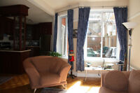 Superbe appartement, Plateau Mont-Royal