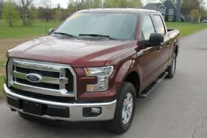 2015 FORD F150 SUPERCREW 4X4 5 LITRE