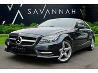 2013 Mercedes-Benz CLS CLASS 3.0 CLS350 CDI BLUEEFFICIENCY AMG SPORT 4d 265 BHP