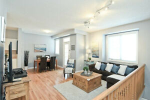 AMAZING VALUE! SUPER STARTER GORGEOUS 3 BR TOWNHOUSE IN AJAX!
