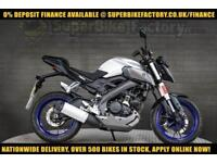 2015 65 YAMAHA MT-125 ABS 125CC 0% DEPOSIT FINANCE AVAILABLE