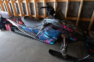 2007 Skidoo summit 800 159