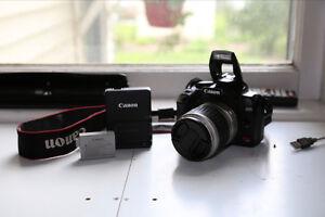 Canon Rebel EOS Xs DSLR Camera