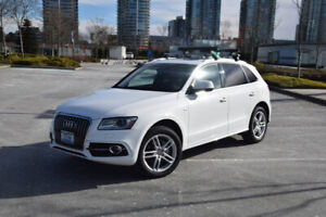 Beautiful 2013 Audi Q5 quattro 4dr 2.0L Premium