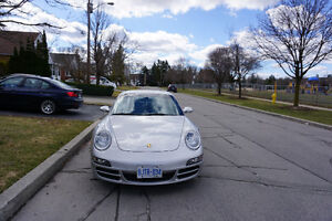 2007 Porsche 911 Carrera Coupe (2 door)