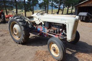 """Ford """"Golden Jubilee"""" Tractor"""