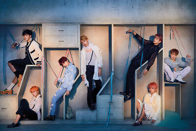 BTS[Love yourself結'Answer']4th Album Random CD+Poster+etc+PreOrder+Gift+Tracking