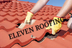 ELEVEN  ROOFING  SERVICE