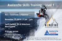 Snowmobile Avalanche Skills Training Level 1