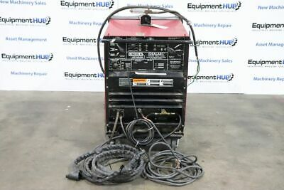 Lincoln Idealarc Tig-250250 Acdc Tig Stick Welder 1ph