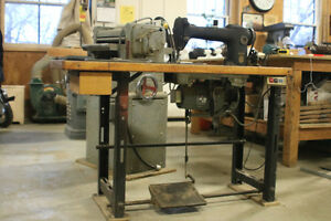 Vintage Industrial Sewing machine Strathcona County Edmonton Area image 2