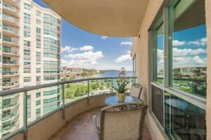 Fully Upgraded 2 bed, 2 bath Condo at Beautiful Grand Harbour!