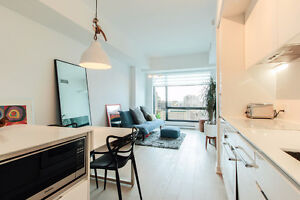 Fully furnished 1 brd luxurious condo near metro Lucien L'Allier Gatineau Ottawa / Gatineau Area image 1