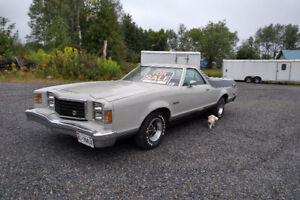 79 Ranchero GT FOR SALE