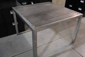 Stainless Steel Table Kitchener / Waterloo Kitchener Area image 1