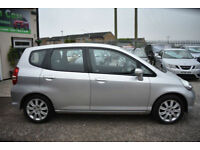 Honda Jazz 1.4i-DSI SE SILVER 2008 MODEL +LOVE AND CHERISHED FROM NEW+