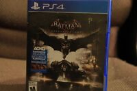 Batman Arkham Knight PS4 With Scarecrow Knightmare Missions