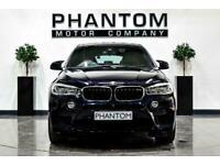 2018 BMW X6 M 4.4 BiTurbo Auto xDrive (s/s) 5dr SUV Petrol Automatic