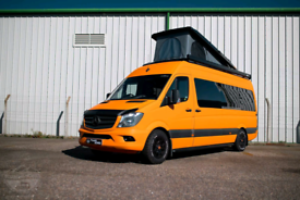 Mercedes sprinter 5 berth camper