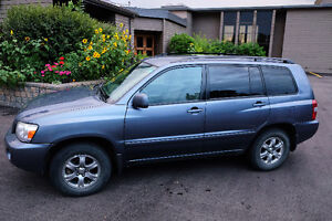 Ready to Sell! 2007 Toyota Highlander. Be ready for Winter.