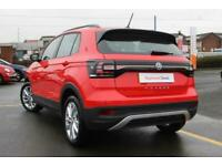 2020 Volkswagen T-Cross 1.0 TSI SE (s/s) 5dr Other Petrol Manual