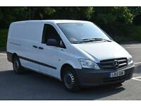 2.1 110 CDI BLUEEFFICIENCY 5D 95 BHP LWB DIESEL MANUAL PANEL VAN 2012
