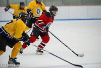 Hockey sur glace - Recherche joueurs - 2019