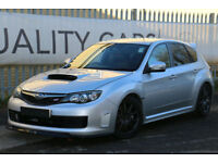 Subaru Impreza 2.5 WRX STI Type UK CAR FULL SERVICE HISTORY!!