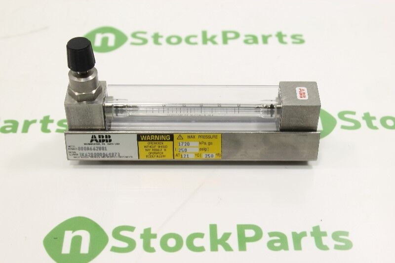 ABB 800A662U01 NSFB - GAUGE