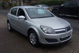 Vauxhall Astra 1.4i 16v Club 2007